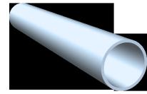 Rundrohre Aluminium eloxiert