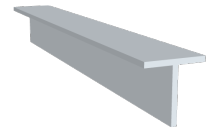 T-Profile Aluminium